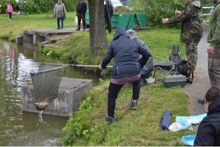 Rybářské závody dětí 2020