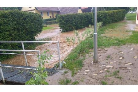 Blesková povodeň 14.6.2020